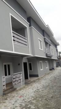 Luxury 3 Bedroom Terraced House, Agbaoku Estate, Opebi, Ikeja, Lagos, Terraced Duplex for Rent