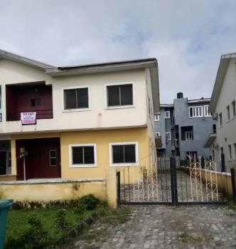 Luxury 4 Bedroom Semi-detached Duplex with Bq in a Serviced Estate, Ocean Bay Estate, Lafiaji, Lekki, Lagos, Semi-detached Duplex for Rent
