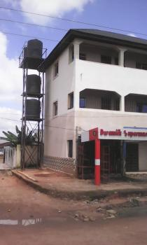 14-room Hostel Accommodation with 7 Nos Shops, Nekede, Owerri, Imo, House for Sale