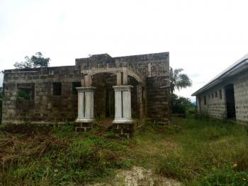 Luxury Uncompleted 5 Bedroom Duplex, After Ughelli Stadium,ughelli, Ughelli North, Delta, House for Sale
