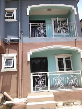 Executive 3 Bedroom Ensuite with Wardrobe and 2 Bacony, Coker Estate, Shasha, Alimosho, Lagos, House for Rent
