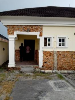 Luxurious 3 Bedroom Bungalow with Bq, Car Park, Air Conditions, with 2 Entrance Gates, Ogunfayo Estate Awoyaya, Lekki, Lagos, Detached Bungalow for Sale