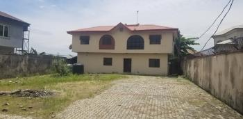 4 Bedroom Detached Duplex on 600sqm of Land in a Decent/gated Close, Ogudu Orioke Before Daily Manner, Ori-oke, Ogudu, Lagos, Detached Duplex for Sale
