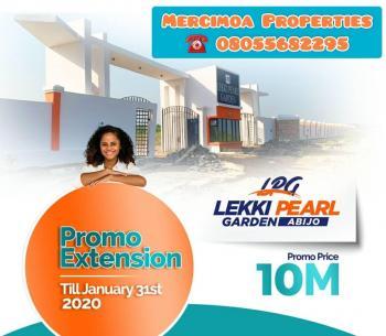 Pearl Garden Phase 1, Abijo, Lekki, Lagos, Residential Land for Sale
