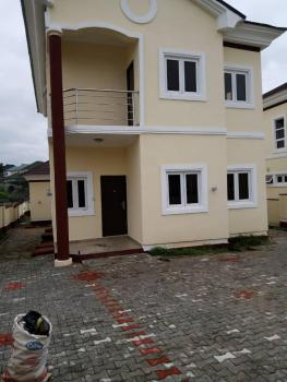 an Exclusively Finished & Well Built  4 Bedrooms Detached Duplex  + 2 Rooms Servant Quarters, By Stella Maris School, Life Camp, Gwarinpa, Abuja, Detached Duplex for Rent