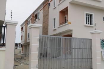 Exquisite and Luxuriously Finished 4 Bedroom Terraced House with Boys Quarters, Ikate Elegushi, Lekki, Lagos, Terraced Duplex for Sale