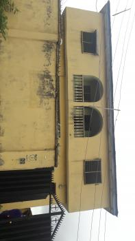 4 Bedroom Flat with a Massive Palour  an Upstairs, Having a Boys Quarters Beside It, No. 11 Olorunishola Close By Poppola Off Olopaa, Bustop Ishaga, Iju-ishaga, Agege, Lagos, Block of Flats for Sale