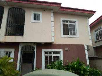 Duplex with 3 Rooms and a Detached Bq, 5 Minutes to The Express, Lokogoma District, Abuja, Semi-detached Duplex for Sale