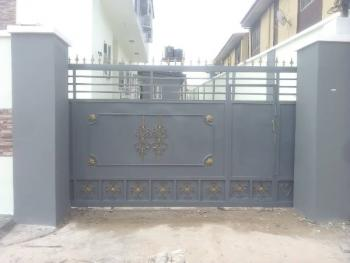 4 Units of 3 Bedroom. All Rooms Ensuite with Tv, Dstv and Generator Cables Connected, 10, Dele Aiyedun Street, Off Ayo Alabi Street Off Ajayi Road By Excellence Hotel Oke-ira Ogba, Fagba, Agege, Lagos, Terraced Duplex for Rent