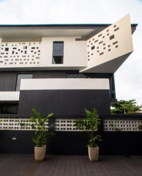 Newly Built 4 Bedrooms  Duplex with 2 Rooms Bq, Residential  Zone, Banana Island, Ikoyi, Lagos, Detached Duplex for Sale