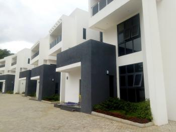Newly Build and Luxury 4 Bedroom Terraced Duplex with 1 Room Bq, Off Amino Kano Crescent, Wuse 2, Abuja, Terraced Duplex for Sale