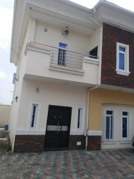 Self Service 3 Bedroom Terraced Duplex, Lekki Palm City Opposite Eco Bank, Thomas Estate, Ajah, Lagos, Terraced Duplex for Rent