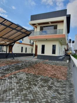 Brand New Contemporary 5 Bedroom Duplex with 2 Rooms Bq for Sale at Osapa London Lekki Lagos., Osapa, Lekki, Lagos, Detached Duplex for Sale