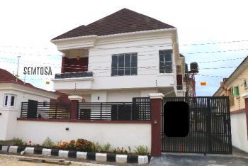 Well Finished 4 Bedroom Detached House, Divine Homes Estate, Thomas Estate, Ajah, Lagos, Detached Duplex for Sale