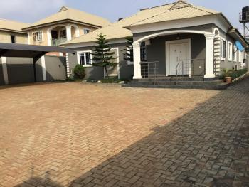 3 Bedroom Bungalow with Solar Energy and Furnitures on a Full Plot of Land, Elepe Mowokere, Ebute, Ikorodu, Lagos, Detached Bungalow for Sale