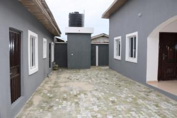 Brand New and Nicely Finished Self Contained Apartment, Behind Cooplag Garden, Lafiaji, Lekki, Lagos, Self Contained (single Rooms) for Rent