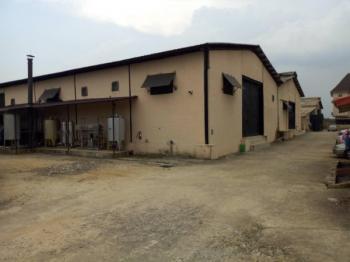 Warehouse, Kilometre 14 Lagos Ibadan Express Way, Beside Punch Newspaper, Asese, Ibafo, Ogun, Warehouse for Sale