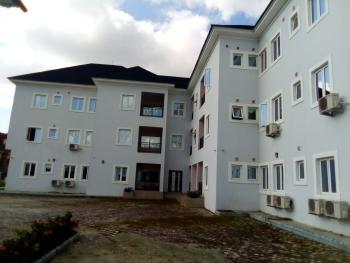 Luxury 3 Bedroom Flat with Bq Service Apartment, Behind Sabondale Plaza, Jabi, Abuja, Flat for Rent