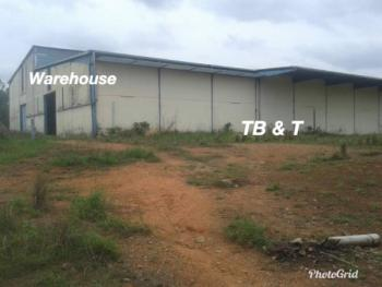 Factory/warehouse on 19,440 Sqm and Machines, Along Ondo-ore Expressway, Ondo State, Ondo West, Ondo, Factory for Sale
