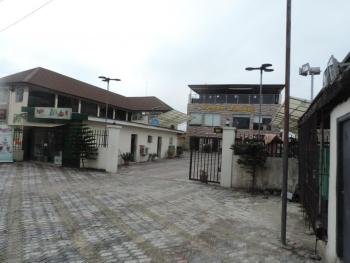 Commercial Building on The Road, Trojan, Opposite Ailos Fuel Station  Addo Road, Ado, Ajah, Lagos, Restaurant / Bar for Rent