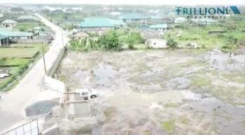 Land, Excision in Progress, Royal Bay in Igbogun Community, Just About 7 Mins Drive Away From The Prestigious La Campagne Tropicana Resort, Ikegun, Ibeju Lekki, Lagos, Mixed-use Land for Sale