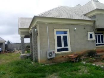 Luxury 4 Bedroom Flat Bungalow and 2 Bedrrom Bq with Excellent Facilities, Alabameta, Osogbo, Osun, Detached Bungalow for Sale