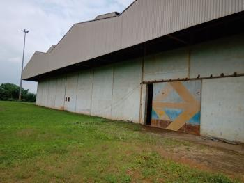 Neat and Sound Warehouse of 3,500sqm with Excellent, Tarred Road Access and Dedicated Industrial Power Line, Ibadan - Iwo Expressway, Wofun Area, Akobo, Ibadan, Oyo, Warehouse for Rent