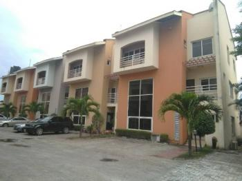 Fully Serviced and Partly Furnished 4-bedroom Townhouse with an in-built Boys Quarter, Landbridge Avenue, Oniru, Victoria Island (vi), Lagos, Detached Duplex for Rent