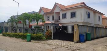 4 Bedroom Twin Duplex with  a Room Boys Quarter, Vgc, Lekki, Lagos, Semi-detached Duplex for Sale