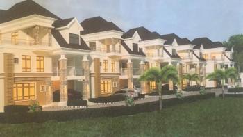 4 Bedrooms Luxury Semi Detached Duplex (off Plan), Guzape District, Abuja, Terraced Duplex for Sale