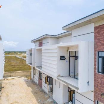 Luxury 2 Bedroom Duplex, By Monastery Road, Novera Shoprite, Sangotedo, Ajah, Lagos, Terraced Duplex for Sale