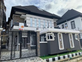 4 Bedroom Semi Detached, Opposite Chevron, Chevy View Estate, Lekki, Lagos, Semi-detached Duplex for Sale