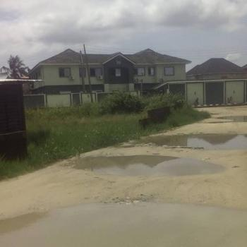 2272sqm Fenced and Gated Land, Behind Elevation Church, Ilasan, Lekki, Lagos, Residential Land Joint Venture