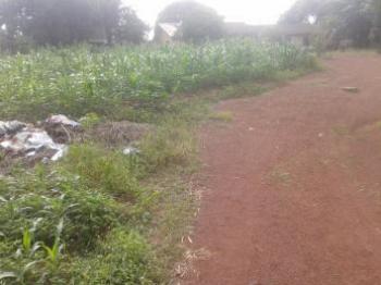 a Plot of Land, By Bisala Road, Enugu, Enugu, Residential Land for Sale