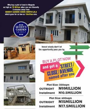 Land, Gra, Isheri North, Lagos, Residential Land for Sale