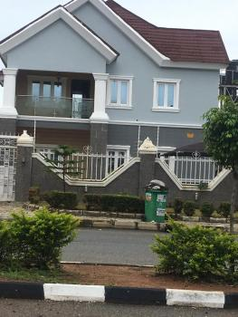 New 4 Bedroom Fully Detached Duplex with 2 Room Bq, Galadimawa, Abuja, Detached Duplex for Rent