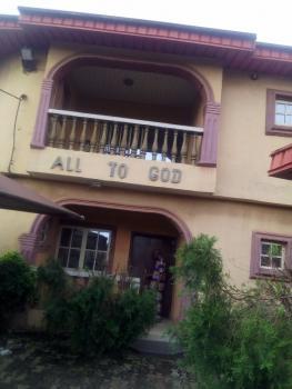 a Decent 3 Bedroom Flat, Selewu, Igbogbo, Ikorodu, Lagos, House for Rent
