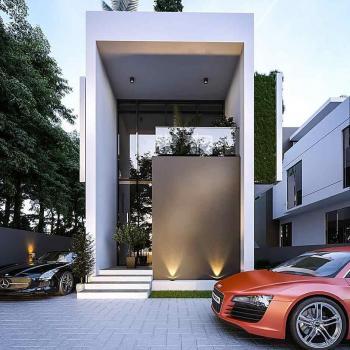 Luxury 5 Bedroom Fully Detached Duplexg, Osapa, Lekki, Lagos, Detached Duplex for Sale