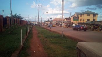 a Buildable Plot of Land, Nike Lake Road, Abakpa Nike, Enugu, Enugu, Mixed-use Land for Sale