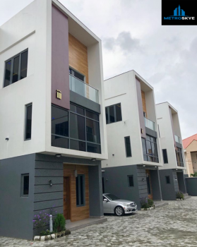 Exquisite 4 Bedroom Terraced Duplex, Agungi, Lekki, Lagos, Terraced Duplex for Sale