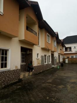 Executive 4 Bedroom Duplex All Rooms Ensuite, Oakland Estate, Sangotedo, Ajah, Lagos, Terraced Duplex for Rent