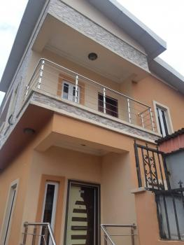 Newly Built & Well Finished 4bedroom Detached Duplex, Omole Phase 2, Ikeja, Lagos, Detached Duplex for Sale