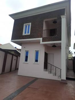 Newly Built & Well Finished 4 Bedroom Detached Duplex, Omole Phase 2, Ikeja, Lagos, Detached Duplex for Sale