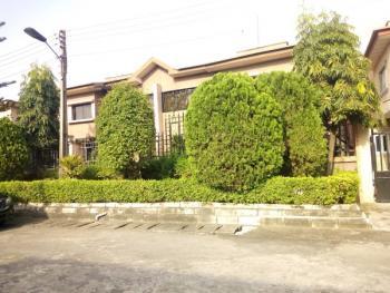 Fully Detached Charming 4 Bedroom + 2 Studies Large, Femi Okunnu Estate, Jakande, Lekki, Lagos, Detached Duplex for Sale