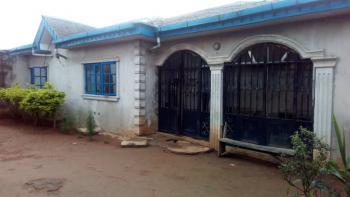 Solidly Built Three Bedroom Bungalow All Rooms Ensuit, Omole Estate, Sango Ota, Ogun, Detached Bungalow for Sale