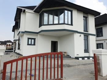 Newly Built 5 Bedrooms  Detached House with a Maid Room, Shop Rite Road, Osapa, Lekki, Lagos, Detached Duplex for Rent
