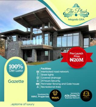 The Plush Is Qualified with The Very Best of Modern Amenities Which 100% Dry Land, Gra, Isheri North, Lagos, Residential Land for Sale
