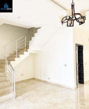 Amazing Fabulous Build 4 Bedroom Semi Detached Apartment, Ikoyi, Lagos, Semi-detached Duplex for Rent