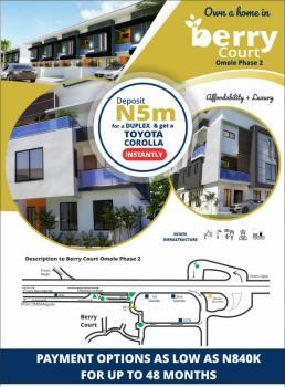 Amazing Offers at Omole Estate, Ikeja, Omole Phase 2, Ikeja, Lagos, Semi-detached Duplex for Sale