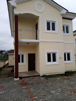 New 4 Bedrooms Semi Detached Duplex in an Estate, Life Camp, Gwarinpa, Abuja, Semi-detached Duplex for Rent